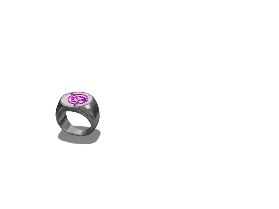 ring - 3D design by simon.harris on Jan 23, 2018