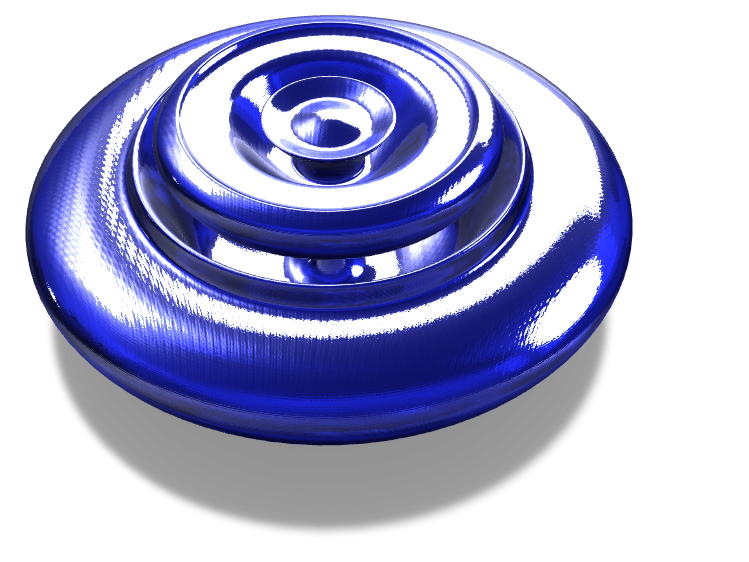 Spinner - 3D design by Dylan Manion Oct 12, 2017