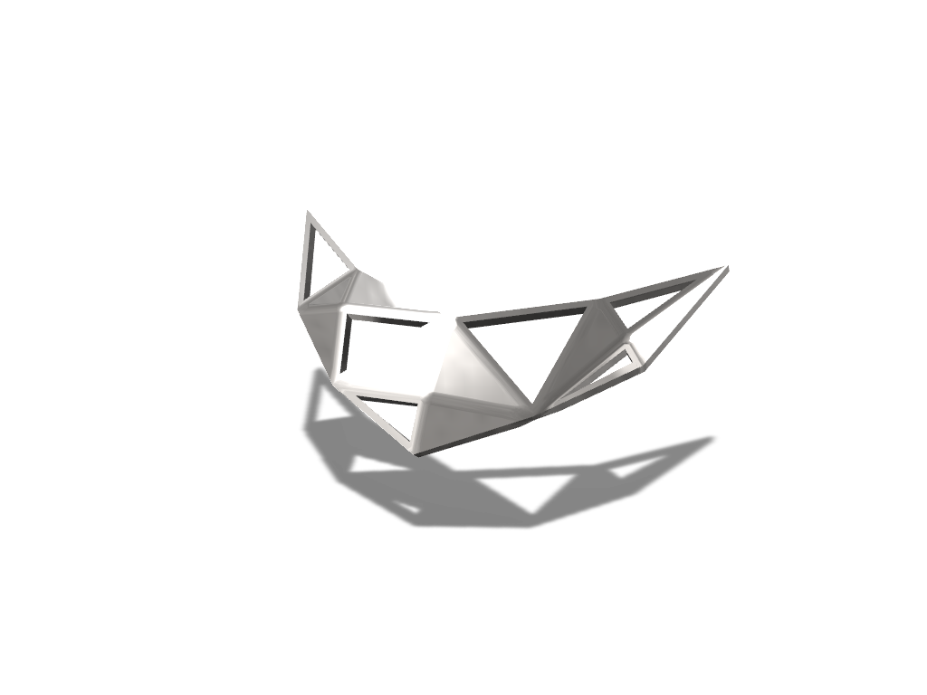 Parametric Pendant - 3D design by federicotonini Aug 22, 2017
