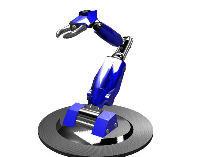 Robotic Arm - 3D design by Mr_John on Mar 19, 2018