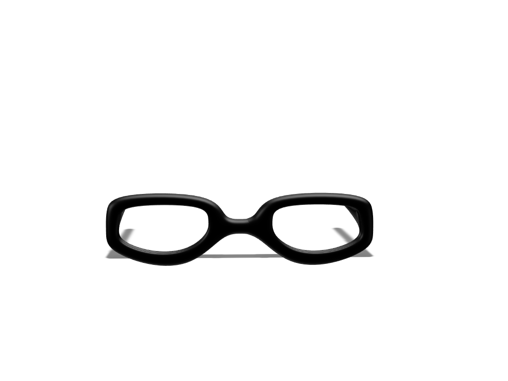 glasses - 3D design by plagd001.315 on Mar 12, 2018