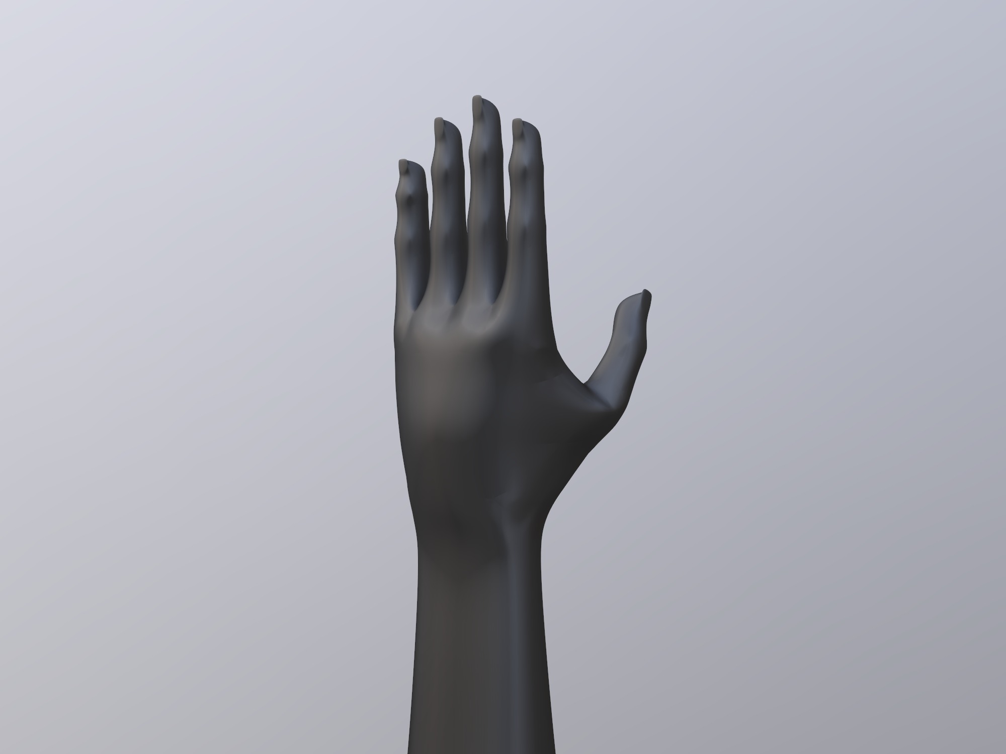 Hand-01 Prototype  (copy) - 3D design by gio.savir Jan 3, 2019