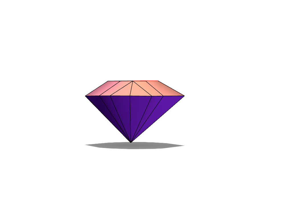 diamond - 3D design by jdorado01 Dec 19, 2017