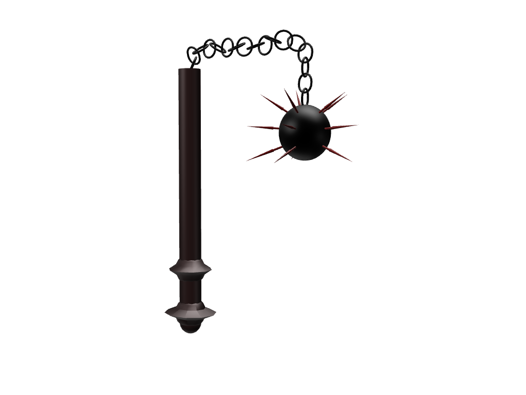 Bloodmace - 3D design by sebastiandollybbb Sep 14, 2017