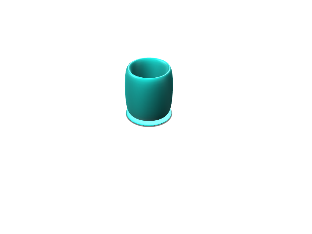 CupByAshlyn - 3D design by owenstueve Sep 27, 2017