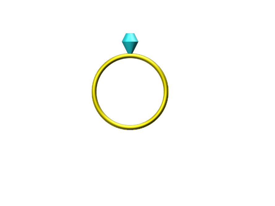 Ring - 3D design by SupernaturalBuilder Oct 11, 2017