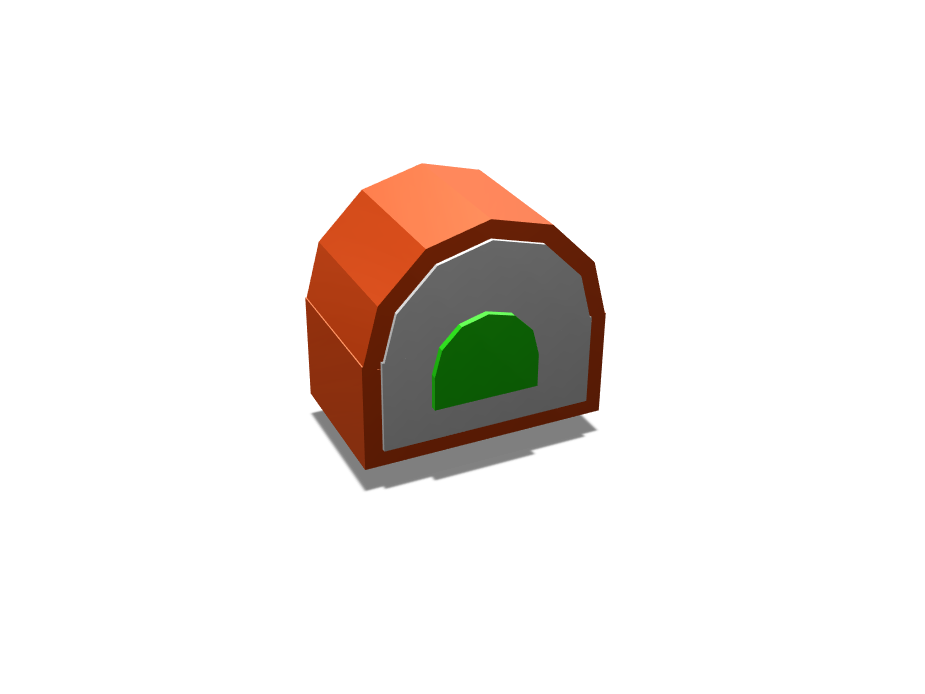 Sushi :) - 3D design by james.clutt Apr 24, 2018