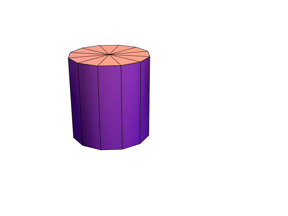 cylinder  - 3D design by cube on Jan 10, 2018