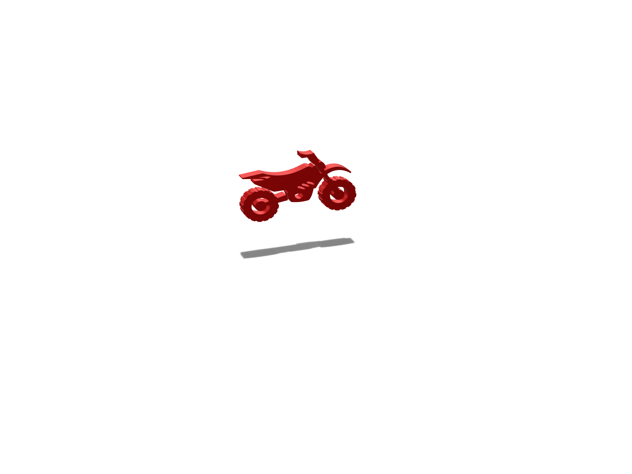 Motorcycle - 3D design by Manish Korvi Mar 12, 2018