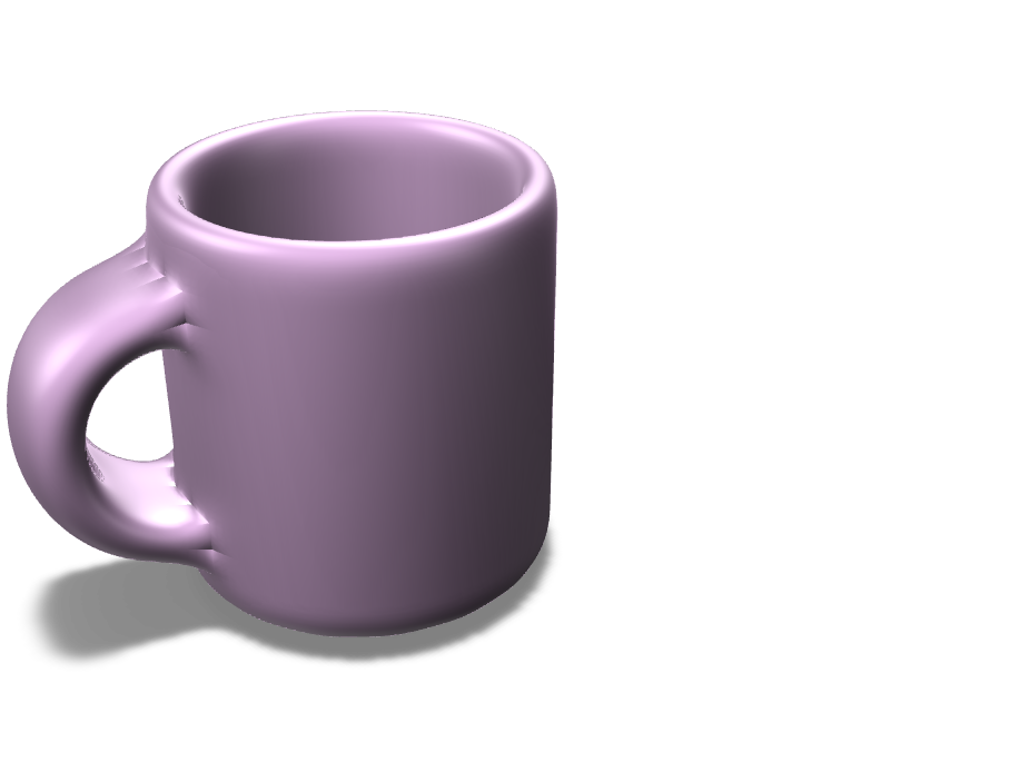 mug  - 3D design by mcortes21 Nov 1, 2017