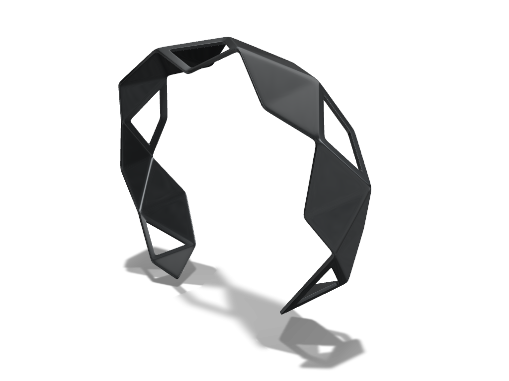 Bracelet - 3D design by Adrian Jan 13, 2017