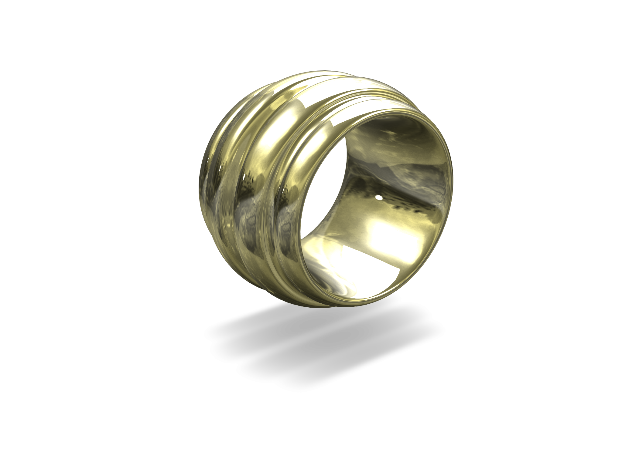 Bold Ring Wired - 3D design by Adn Cetin on Dec 18, 2017