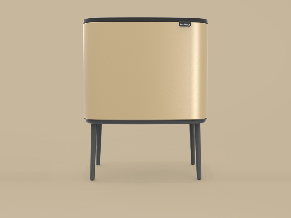 Bo Touch Bin - Mineral Golden Beach - 3D design by danny on Oct 7, 2018