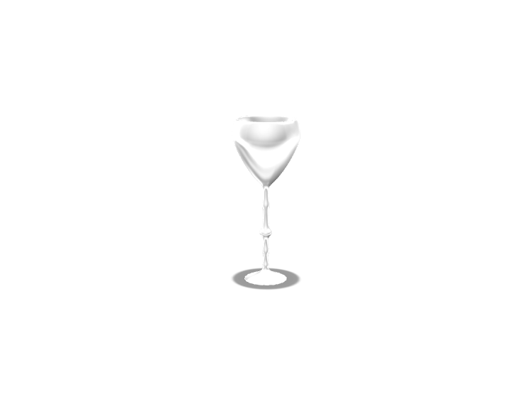 Cup of glass - 3D design by Lars_Varjøtie on Oct 12, 2017