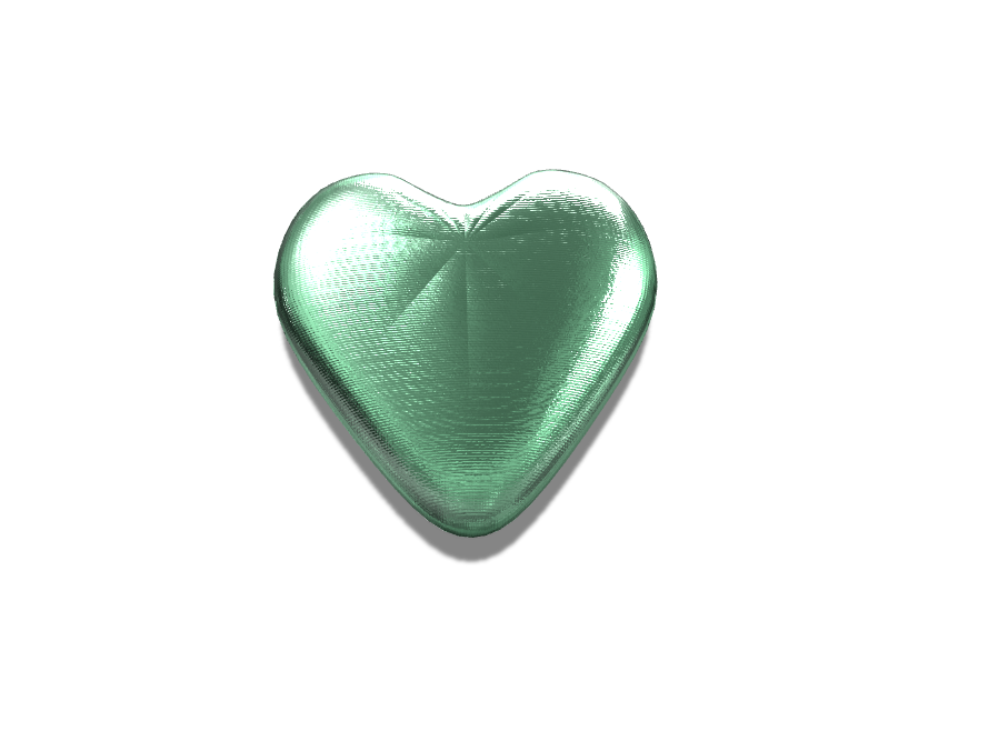 "Mothers Day Heart  - 3D design by notanoob67 ""nodirtplz"" notanoob67 on Apr 17, 2018"