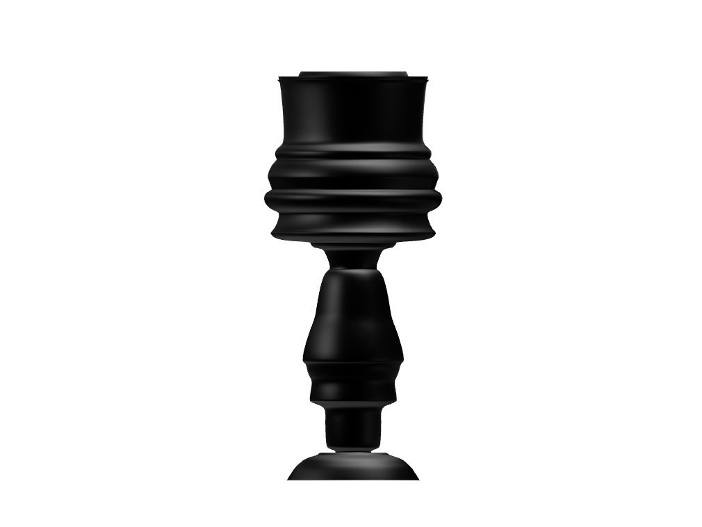 Bart Vase - 3D design by Andy Klement Feb 17, 2018