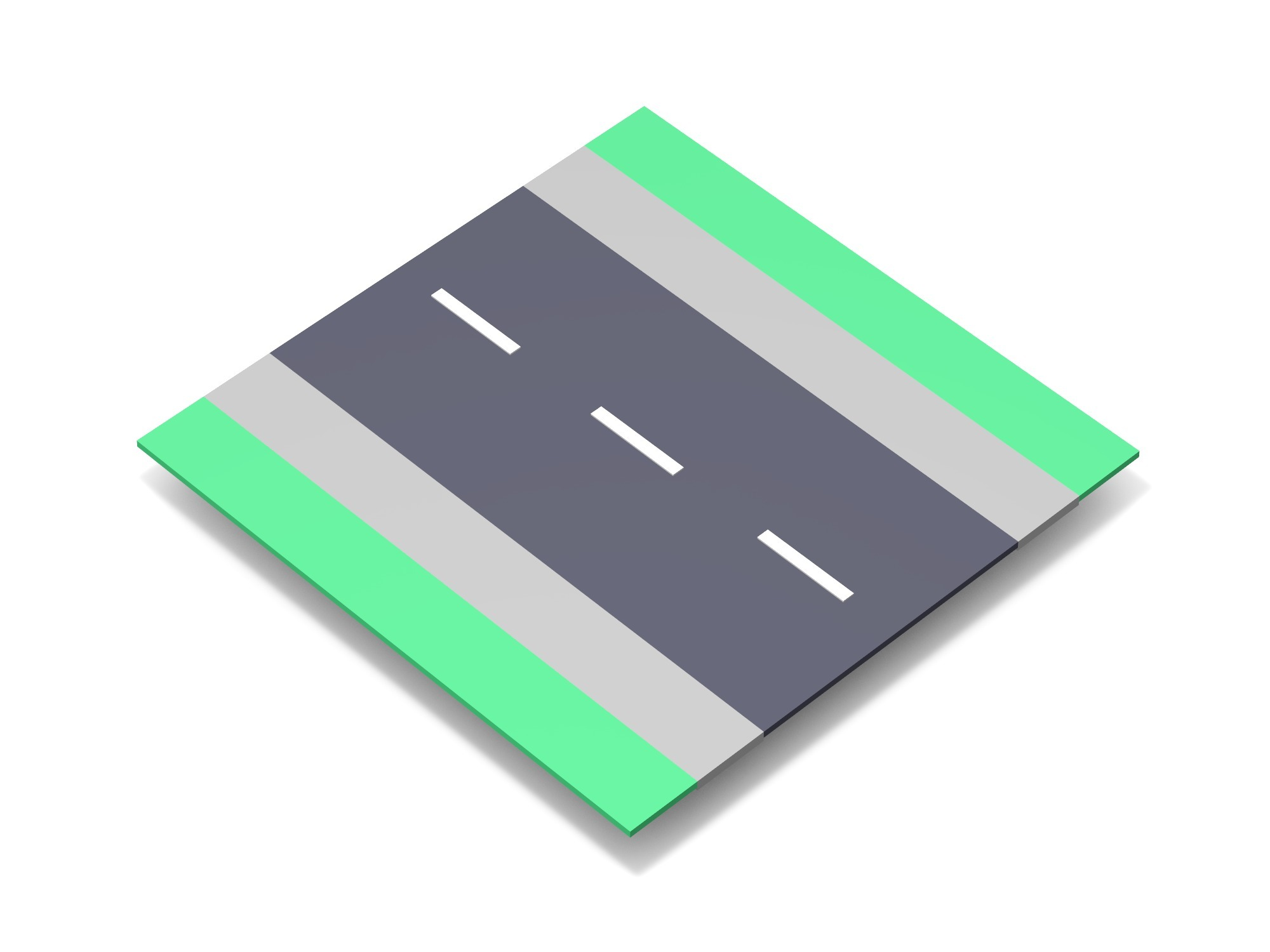 Road block - 3D design by Vectary assets on Nov 9, 2018