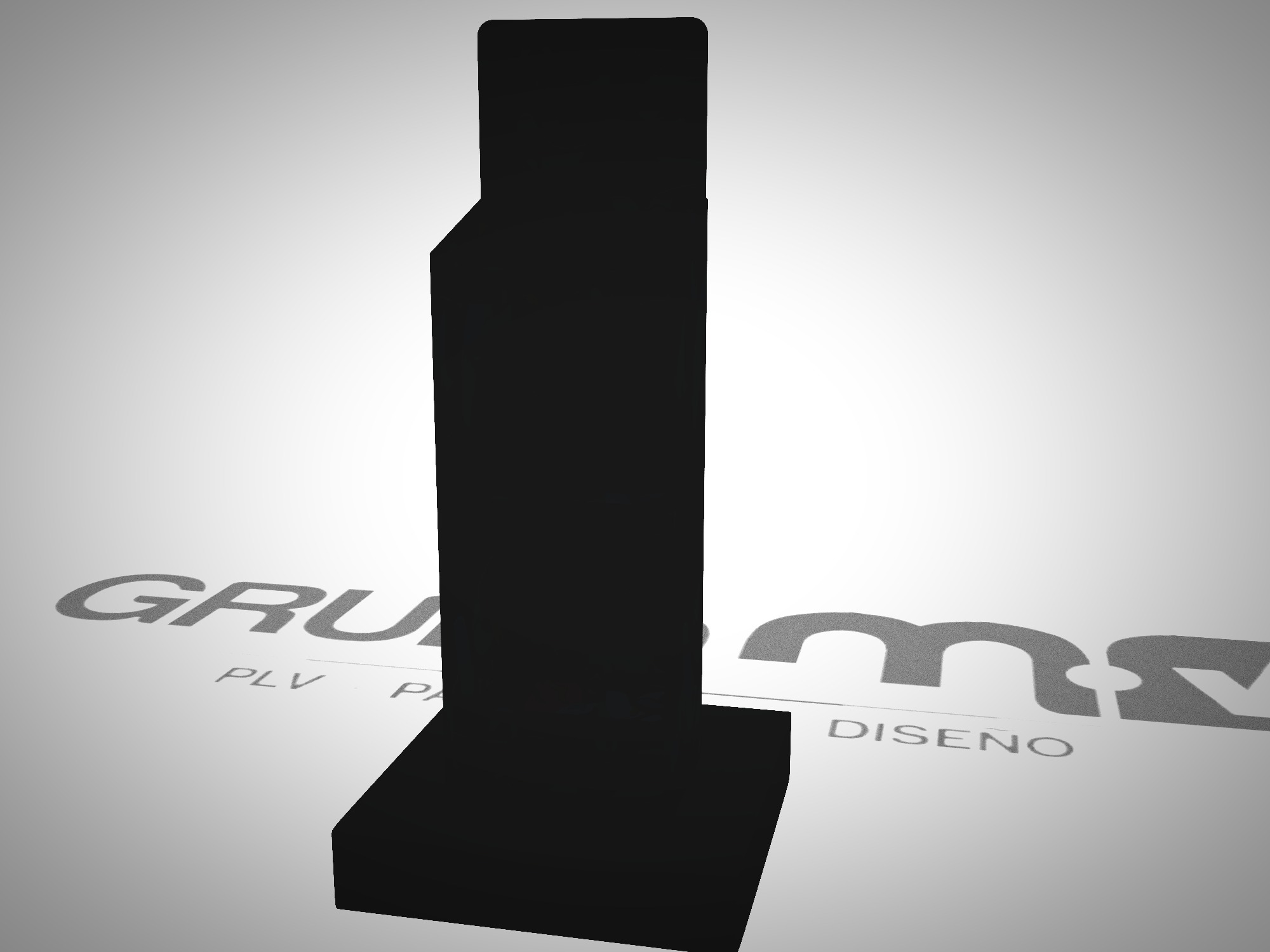 PRUEBA - 3D design by erredgrafico on Dec 11, 2018