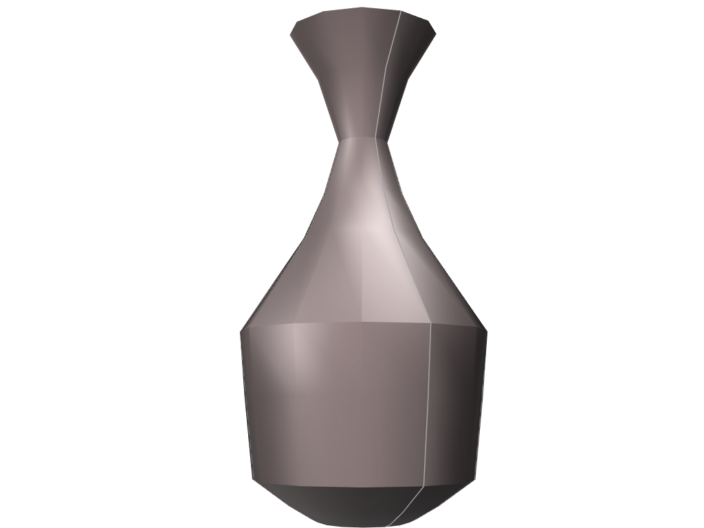 Phijae Griffin Vase - 3D design by phijae-griffin Mar 20, 2018