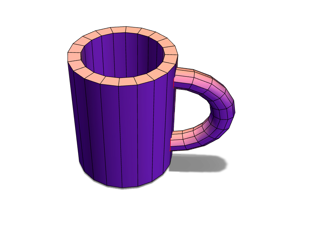 cup - 3D design by phirapaht on Aug 24, 2017