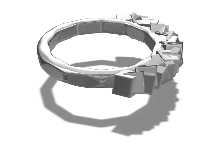 ring 1 - 3D design by evi.eef Nov 9, 2017