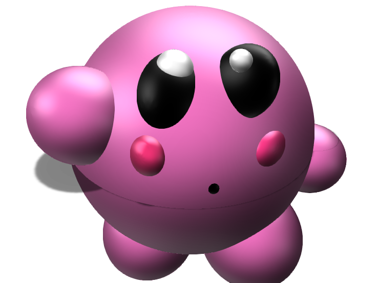 Project Kirby - 3D design by seraphim8core Mar 9, 2018
