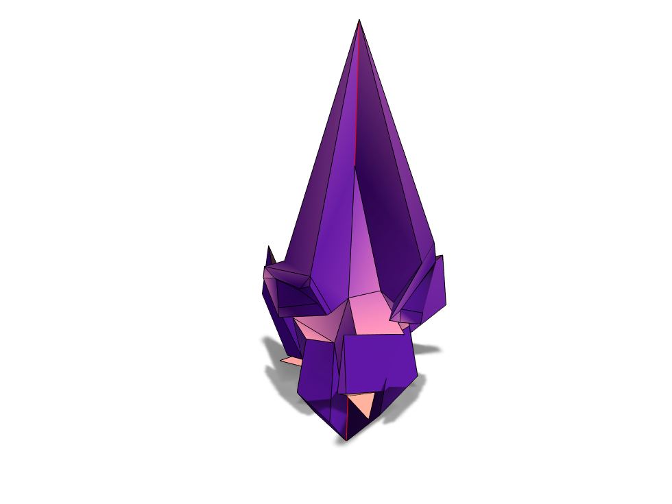 arrow head_02 - 3D design by jearney1 Jun 6, 2018