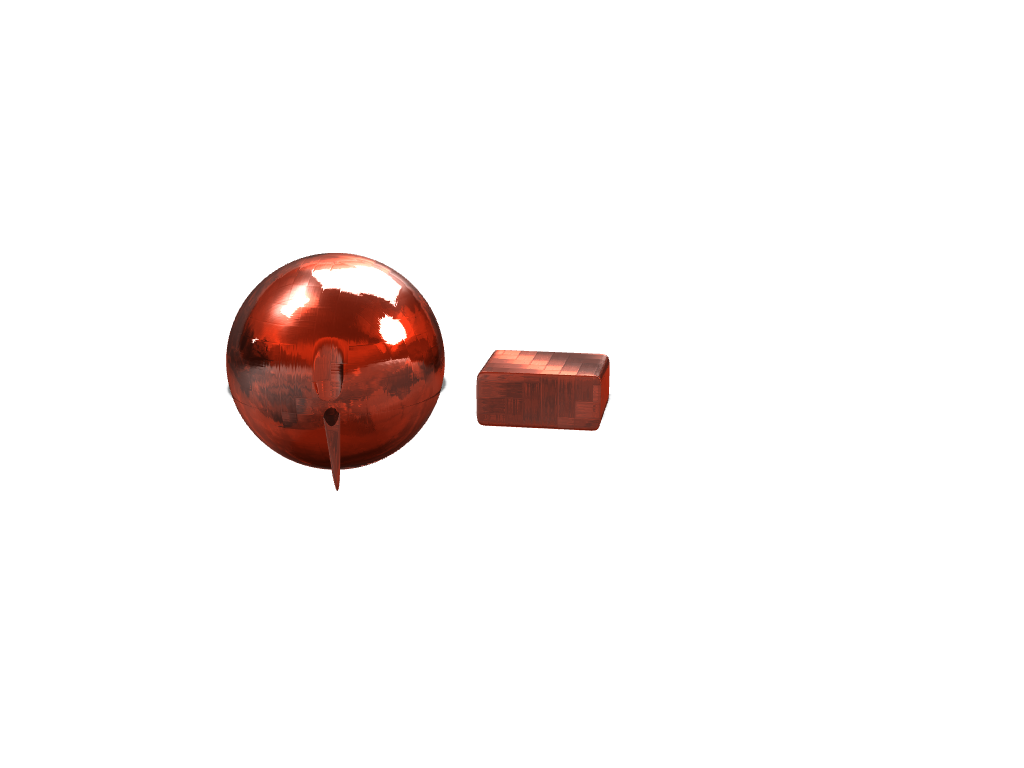 the orb of baconness - 3D design by nascatgaming - roblox Jan 8, 2018