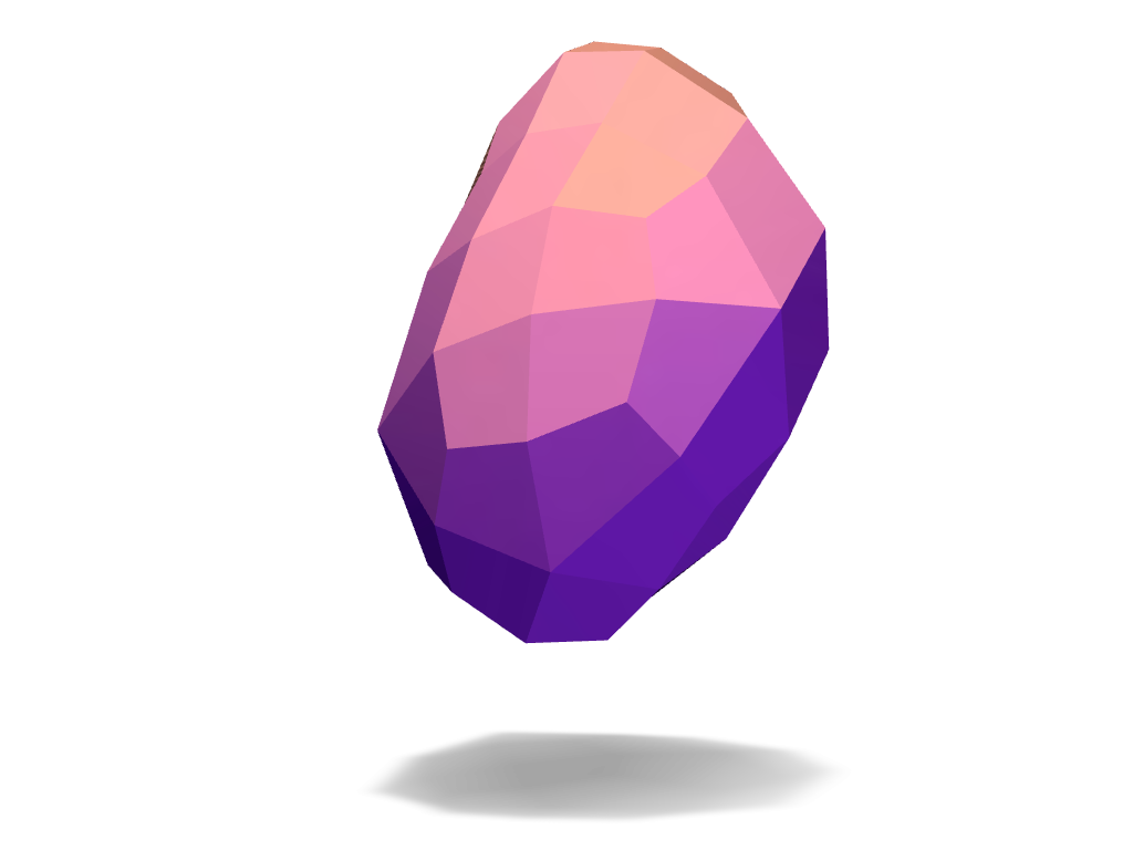 Boulder - 3D design by Milan Gladiš on Sep 7, 2016
