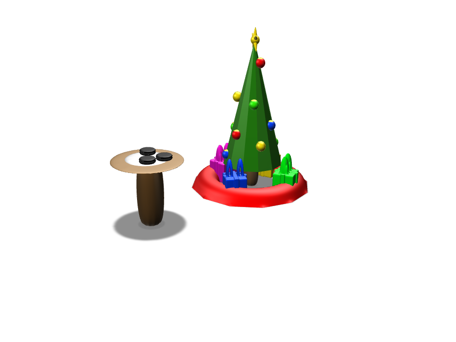 Christmas Project - 3D design by fmorlet21 Dec 6, 2017