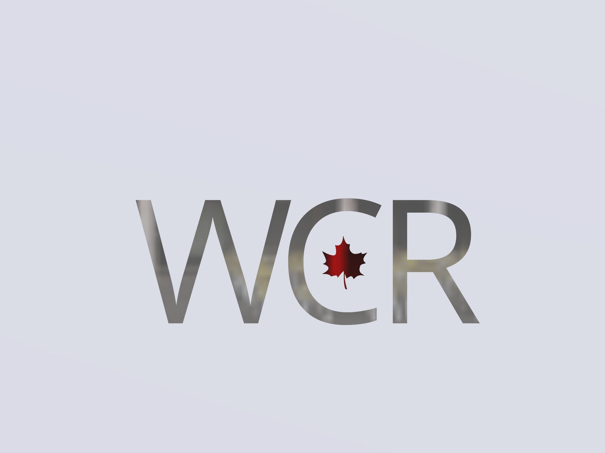 WCR 3D Logo (copy) - 3D design by Allie Davidson on Dec 18, 2018