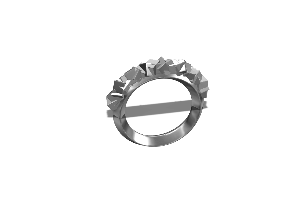 RING1 - 3D design by yuan-kai Chen on Sep 19, 2017