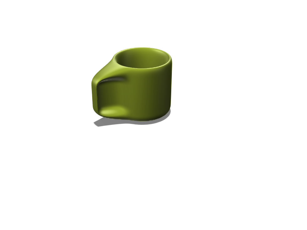 Caneca Futurista - 3D design by erickson_oliv Dec 24, 2017