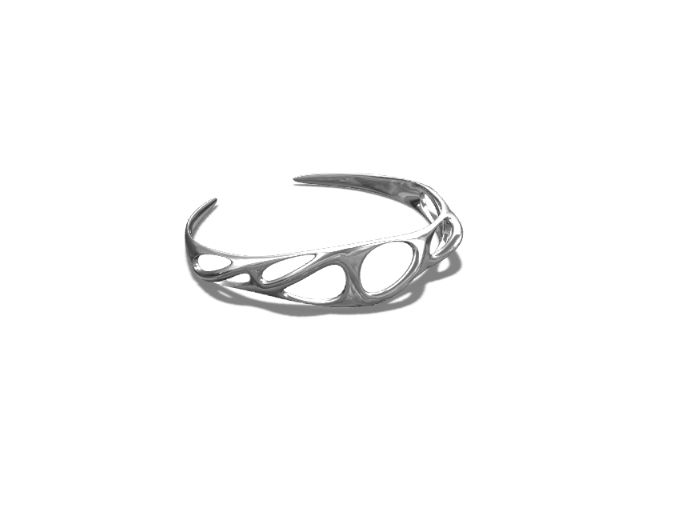 Organic Bracelet - 3D design by Dan O'Connell Sep 15, 2017