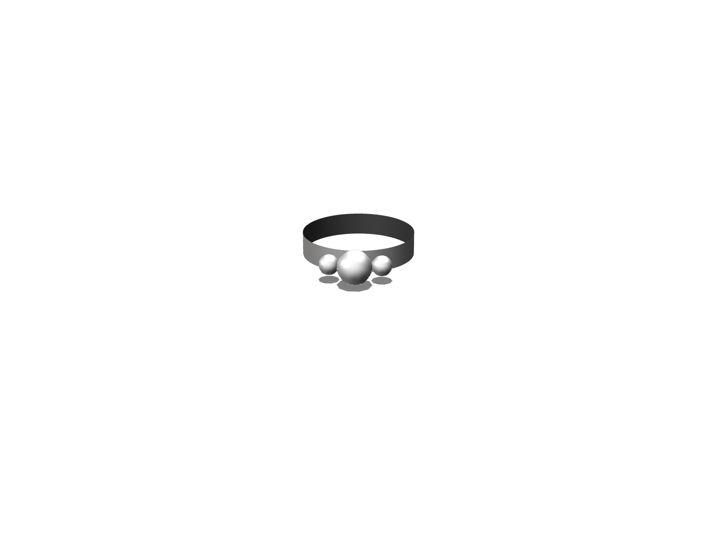 Ladies ring - 3D design by jcroake.23 Nov 22, 2017