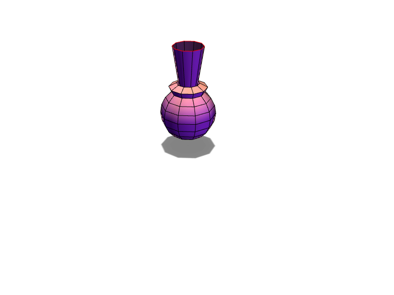 vase - 3D design by vmantooth15 on Sep 10, 2017
