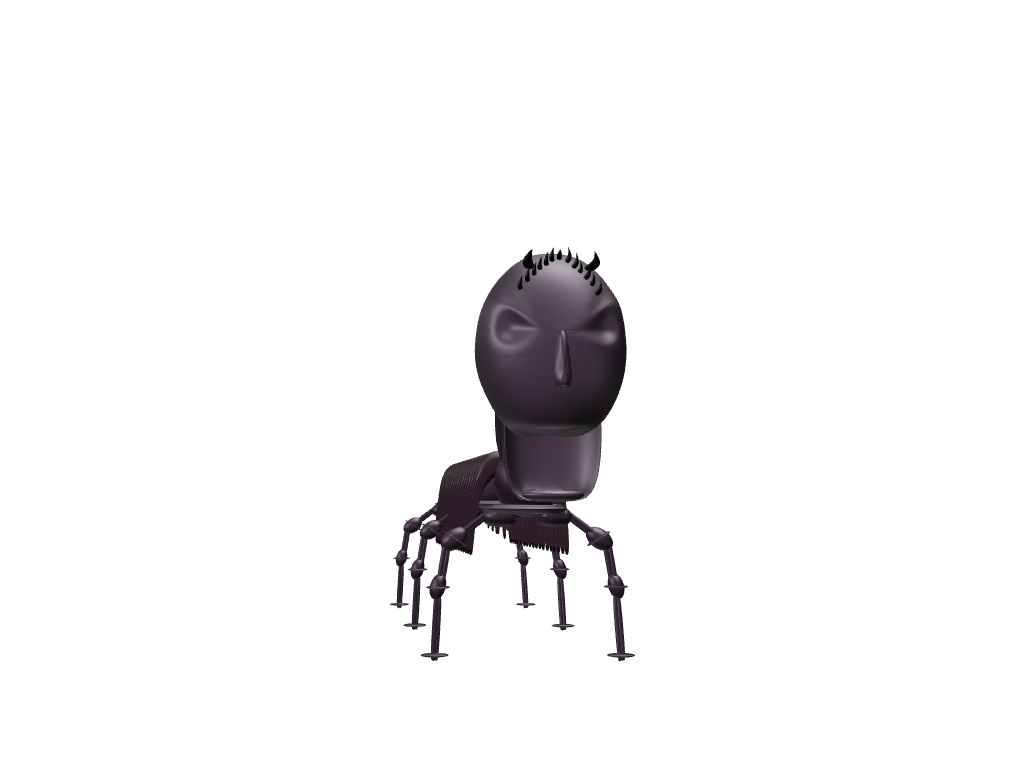 Skullcrawler - 3D design by sebastiandollybbb Dec 8, 2017