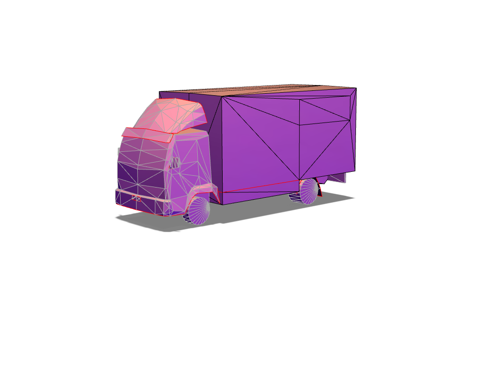 TestTruck - 3D design by mbremm Apr 4, 2018
