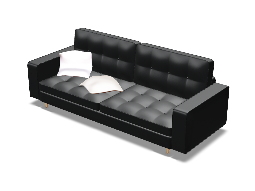 Leather sofa - 3D design by Adrian on Nov 25, 2016