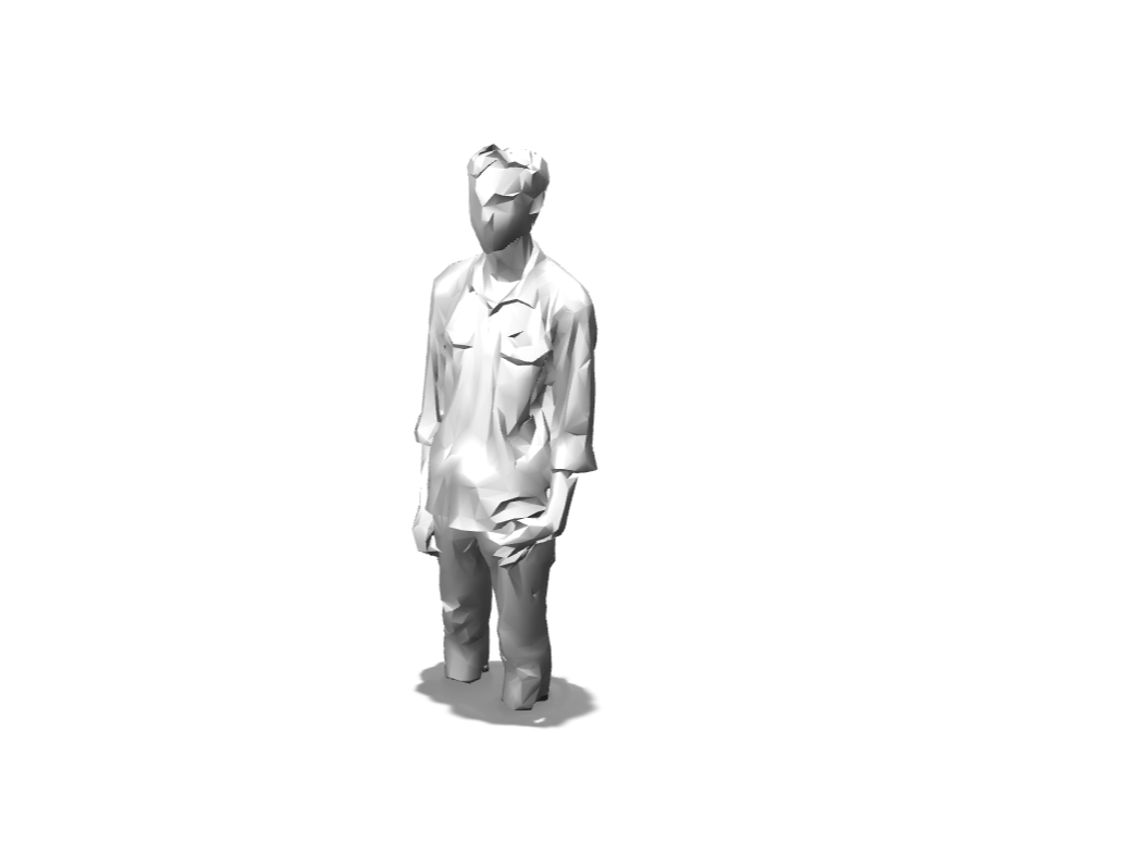 3d-scan - 3D design by Thanapat Thitacharee on Mar 7, 2018