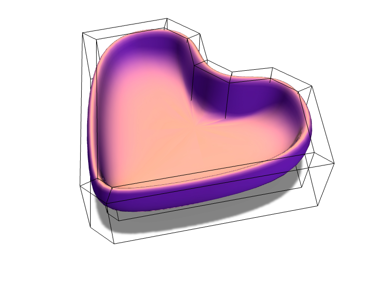 purpleheart-bowl - 3D design by alexxsawyer Dec 6, 2017