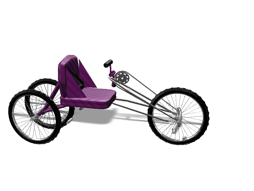 rb dream ride - 3D design by seeweros000 on May 17, 2018