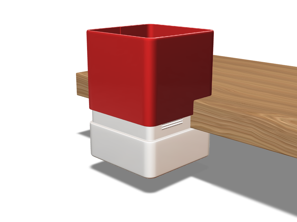 Box Holder - 3D design by Johnnyal Aug 21, 2016