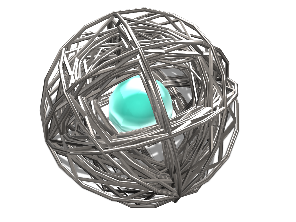 power sphere - 3D design by Connor Sterne Jul 20, 2017