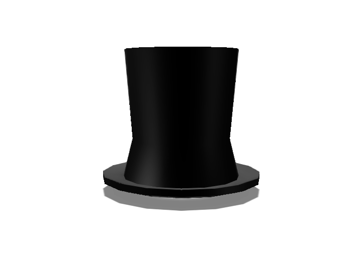 TOPHAT - 3D design by OrcaStrike77 Oct 24, 2017