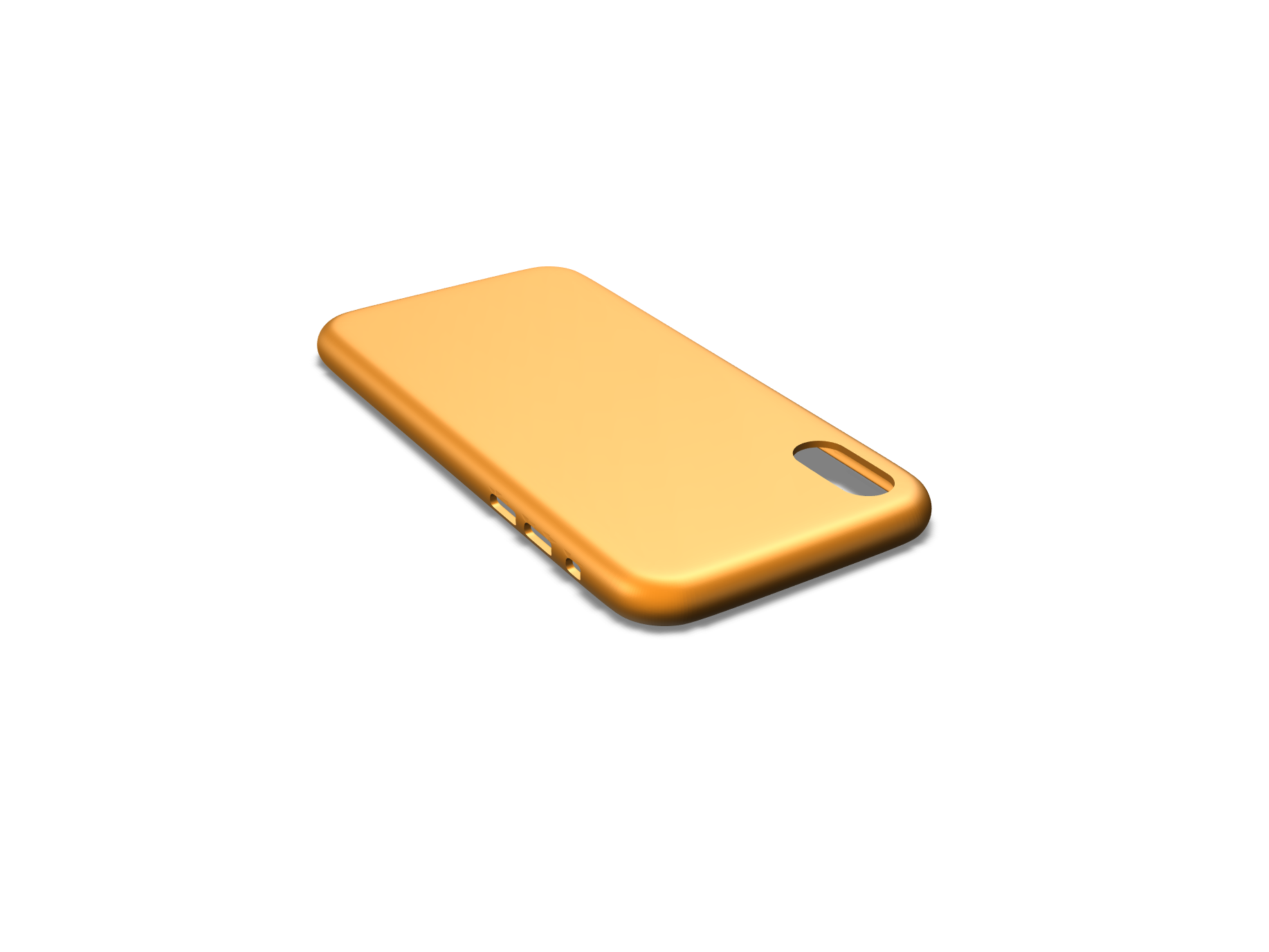 iPhone X case - 3D design by carlos.porto Nov 9, 2017