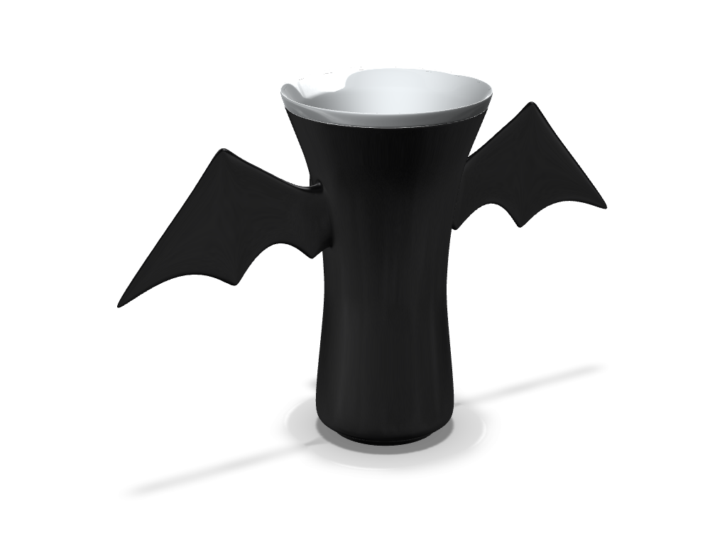 Vampire mug - 3D design by Adrian Oct 18, 2016
