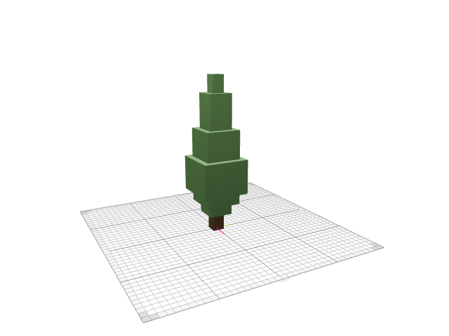 pinetree - 3D design by thecollinsprogram Feb 18, 2017
