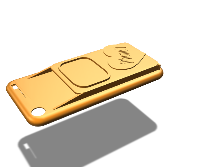 iPhone 7 cover | MyMiniFactory Design Competition - 3D design by Lance Du on Aug 20, 2017