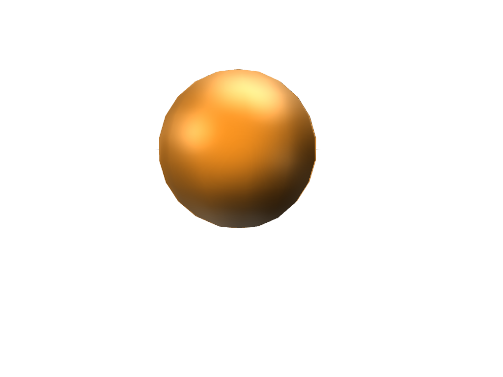 Sphere - 3D design by hackingjohnny Feb 28, 2018